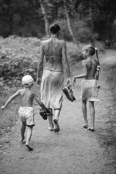 Remembering life, living requires very few accessories….  awelltraveledwoman:  this this this. all summer