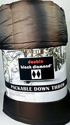 """NEW Double Diamond Packable Down Throw 60"""" x 70"""" Ultra light & Warm (700 fill) Copper Color Double Black Diamond http://www.amazon.com/dp/B017LHE97Y/ref=cm_sw_r_pi_dp_nNQ.wb0NS08Q6"""