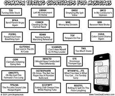 RISOTFL!!! Band nerd humor never gets old!!!! :D