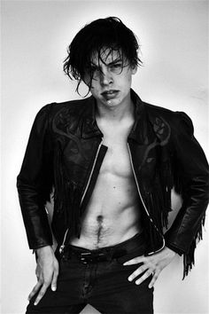 Cole Sprouse by Damon Baker