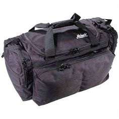 Uncle Mike's Nylon Field Bag- The room you need, with the quality you expect.