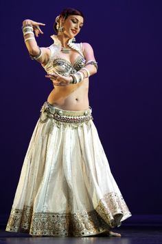 Coleena Shakti - Indian Classical and Fusion. A dancer I much admire and would love to take a workshop or two from.