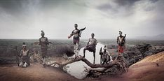 Karo Tribe - Ethiopia by Jimmy Nelson Brad Pitt, Papua Nova Guiné, Jimmy Nelson, Rift Valley, Bruce Weber, Tribal People, Passed Away, People Of The World, Papua New Guinea