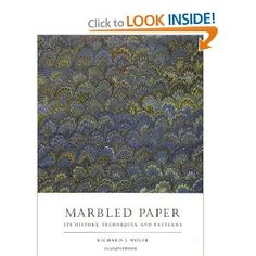 Marbled Paper: Its History, Techniques, and Patterns (Publication of the A.S.W. Rosenbach Fellowship in Bibliography). For 250 years after its introduction to Europe around 1600, the method of decorating paper known as marbling reigned supreme as the chief means of embellishing the fine work of hand-bookbinders.Richard J. Wolfe reconstructs the rise and fall of the craft and offers the most comprehensive account available of its history, techniques, and patterns.