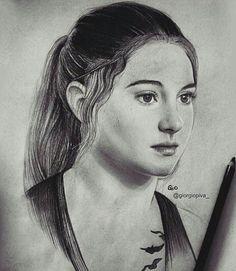 Tris from Divergent