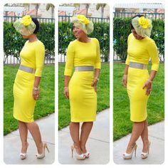 She's So Fabulous!!!Mimi g.: My Easter #DIY Dress and #DIY Cocktail Fascinator