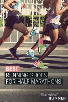 Best Running Shoes for Half Marathons in 2020 Best Running Shoes, Running Gear, Trail Running Shoes, Zero Drop Shoes, Asics Gt, Half Marathons, Wide Feet, Fitness Tracker