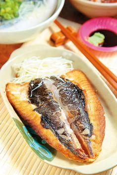 pan fried milkfish | Taiwanese Food