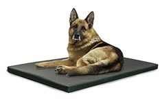 I just used this last weekend  FurHaven NAP Reversible Two-Tone Pet Bed Crate or Kennel Pad Dog Bed, Water-resistant Outdoor Indoor follow this link click here http://bridgerguide.com/furhaven-nap-reversible-two-tone-pet-bed-crate-or-kennel-pad-dog-bed-water-resistant-outdoor-indoor/ for much more detail about it. Thanks and please repin if you like it. :)