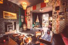 Lock 91 - Manchester Pub Wedding Venue Visit Manchester, Pub Wedding, Traditional Fireplace, Double Doors, Ground Floor, Terrace, Lounge, Cottage, Flooring