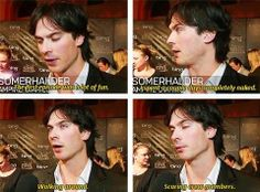 TVD Funny Moment