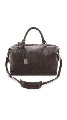 Frye Logan Overnight Bag $598