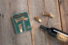 Special Offers - Rivers Edge Deer Antler and Bottle Stopper (Corkscrew) - In stock & Free Shipping. You can save more money! Check It (April 07 2016 at 02:58AM) >> http://uniquewineglass.net/rivers-edge-deer-antler-and-bottle-stopper-corkscrew/