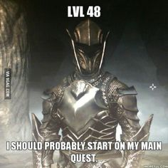 I just started a new character, made it to level 20, and I've never even been to Markarth or Falkreath.