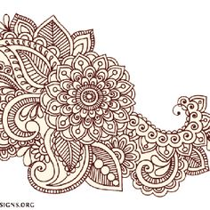 Henna design.... looking for designs to pipe on my birthday cake