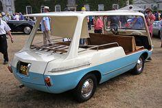 1957 Fiat 600 Multipla Marinella