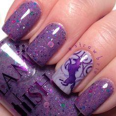 Unicorn Spakles - Glam Polish.