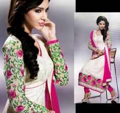 Desgienr Salwar Suit @ Affordable Price. Please feel free to ask for quote.
