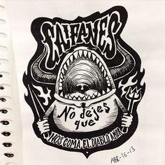 Les illustrations de Robba Saldaña !