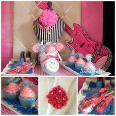 Little Girl Spa Party Ideas | This is a super cute ideas for a little girl's party! | Spa Party