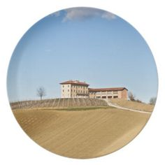 Monferrato under a blue sky dinner plate - $ 27.95