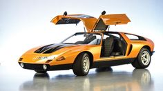 Celebrating Mercedes' C 111 (Credit: Credit: Daimler)