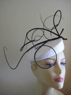 Alissa   BY FAY ENGLANDER  #millinery #hats #HatAcademy
