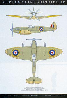 McRay Magelby — Supermarine Spitfire MK