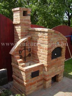 How to Achieve Optimum Results from your Barbeque Grill Outdoor Garden Bar, Outdoor Fire, Outdoor Gardens, Outdoor Decor, Outdoor Cooking Area, Pizza Oven Outdoor, Brick Oven Outdoor, Backyard Kitchen, Summer Kitchen
