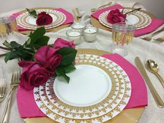 7.25\  Gold / Cream Plastic Ornament Dessert / Salad Plates & 1281 7.5\