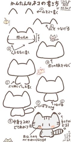 How To Describe Monkeys How To Draw In 2019 猿 イラスト