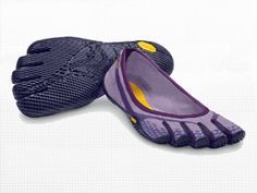 VIBRAM® FiveFingers® Entrada will be mine soon....