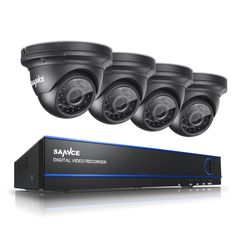 228.94$  Watch here - http://alik88.worldwells.pw/go.php?t=32614995903 - SANNCE 8CH 1080P HDMI Output DVR Video Record 4PCS 2.0 MP CCTV Home Security Cameras Surveillance System Kit No HDD 228.94$