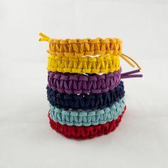 Sroka Online - woven bracelets