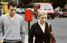 """everything seems so normal in Woody Allen's """"Match Point"""""""