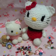 Kitty Sister Amigurumi