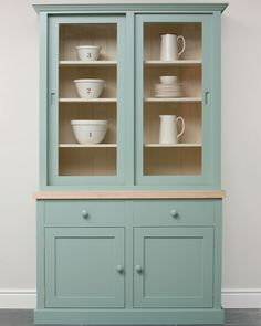 Painted Kitchen Dressers and Fine Free Standing Furniture from The Kitchen Dresser Company / Furniture - Kitchen Dressers - The Housekeeper's