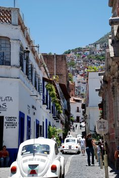 Taxco, Mexico...  a place you can get wonderfully lost in... my favorite little town in the Motherland