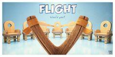 Късометражен филм Flight от Eagle Animation Studio.
