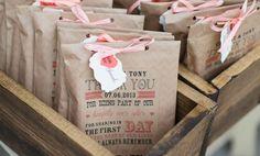 Scopriamo cosa sono le #weddingbag | http://goo.gl/p3WhhQ
