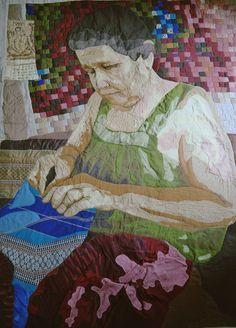 Thai Quilt by Sasiwimol Sujit