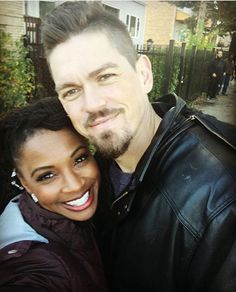 @shanolahampton: I love this man, love this man, LOVE THIS MAN! My partner for 7 years! It doesn't and won't get better than him! #Kevronicaforlife #Shameless