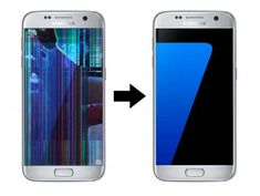 Výměna rozbitého skla Samsung S7 Edge Galaxy Phone, Samsung Galaxy, S7 Edge, Random Pictures