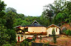 Green Magic Resort in Kerala, India.