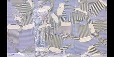 "the ""invisible man"" Liu Bolin: Jean Paul Gaultier, 2011 (Courtesy of Eli Klein Fine Art)"