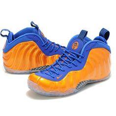 #sneaker Nike Air Foamposite One New York Knicks Spike Lee Cheap Shoes from www.