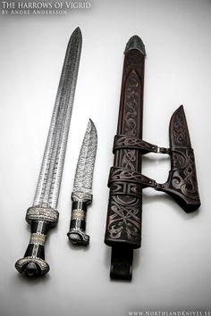 Chinese sword dagger