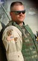 Army SSG James D. Mowris, 37, of Aurora Missouri. Died January 29, 2004, serving during Operation Enduring Freedom. Assigned to 805th Military Police Company, U.S. Army Reserve, Raleigh, North Carolina. Died of injuries sustained when a weapons cache that was being destroyed exploded prematurely in Ghazni Province, Afghanistan.