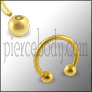 Curved Barbell Nipple Piercing Jewelry - Piercebody.com - Stunning Wholesale Body Jewelry at  Market Prices.