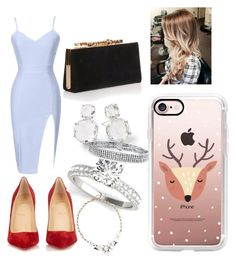 """""""Untitled #1"""" by drj32247 ❤ liked on Polyvore featuring Jimmy Choo, Christian Louboutin, Ippolita, Bling Jewelry, Old Navy and Casetify"""